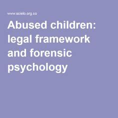 What are some research topics for forensic psychology